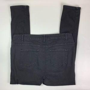 421f6ed03 Wax Jean Jeans | Los Angeles Plus Size 22 Skinny Black | Poshmark